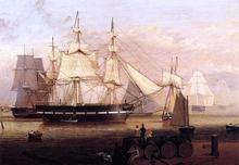 Boston Harbor - Fitz Hugh Lane