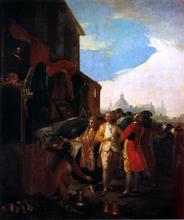 The Fair at Madrid - Francisco Jose de Goya Y Lucientes