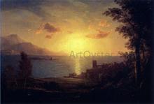 The Mediterranean Sea - Frederic Edwin Church