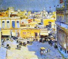 Havana - Frederick Childe Hassam