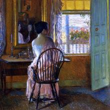 Morning Light - Frederick Childe Hassam