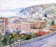 Naples - Frederick Childe Hassam