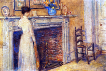 Fireplaces Paintings