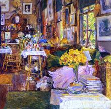 Interiors Paintings