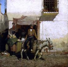 Spain - Frederick John Mulhaupt