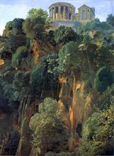 Tivoli - Friedrich Nerly
