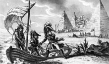 Egypt, a General View - George Cruikshank