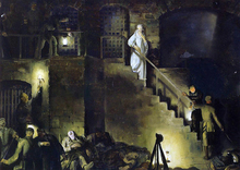 Edith Cavell - George Wesley Bellows