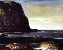 Evening Swell - George Wesley Bellows