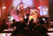 Au Cafe Theatre - Georges Fichefet