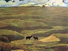Black Rams - Georges Lacombe