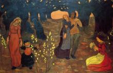 The Ages of Life - Georges Lacombe