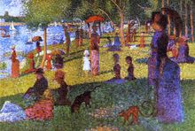 An Afternoon at La Grande Jatte
