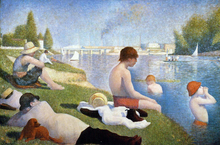 Bathing at Asnieres