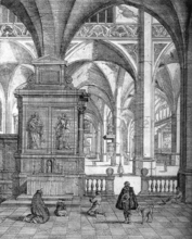 Imaginary Gothic Church