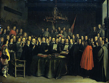 The Ratification of the Treaty of Munster, 15 May 1648