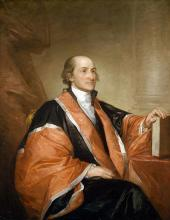John Jay, First Chief Justice of the United States Supreme Court