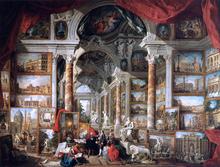Paintings of Paintings Paintings