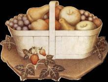 Fruit - Grant Wood