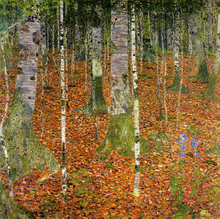 Forests Paintings