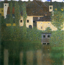 Water Castle - Gustav Klimt