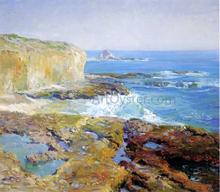 Laguna Rocks, Low Tide - Guy Orlando Rose