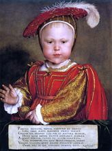 Portrait of Edward, Prince of Wales