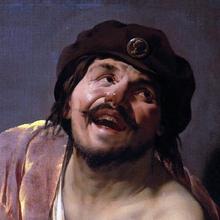 Democritus [detail #1]