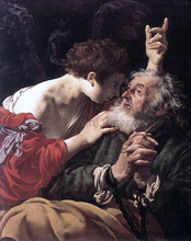 The Deliverance of St Peter