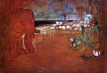 Indian Decor - Henri De Toulouse-Lautrec