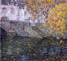 Autumn - Henri Le Sidaner