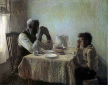 The Thankful Poor