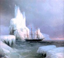 Icebergs Paintings