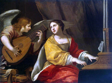 St Cecilia - Jacques Blanchard