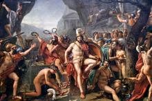Leonidas at Thermopylae