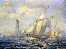 New York Harbor - James Gale Tyler