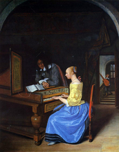 Action Proves the Man - Jan Steen