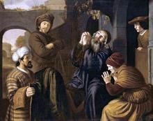 Jacob Being Shown Joseph's Robe