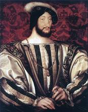 Portrait of Francois I, King of France