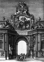 The Ceremonial Entry of Louis XIV and Marie-Therese into Paris in 1660