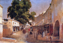 Africa Paintings