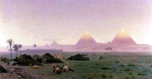The First Kiss of Sunlight - Jean-Leon Gerome