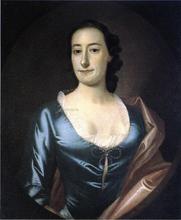 Portrait of Elizabeth Prioleau Roupell