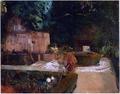 Adarves Garden, Alhambra