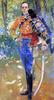 Alphonso XIII in Hussars Uniform