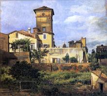 Villas Paintings