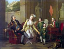 Portrait of the Saltykov Family