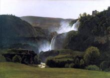 The Waterfalls of Tivoli