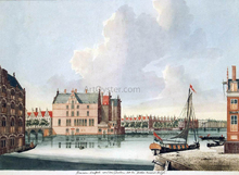 View toward the Amstel River