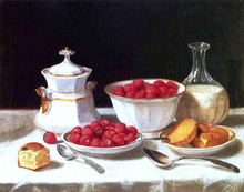 Desserts Paintings